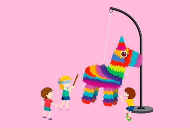 Piñata Challenge