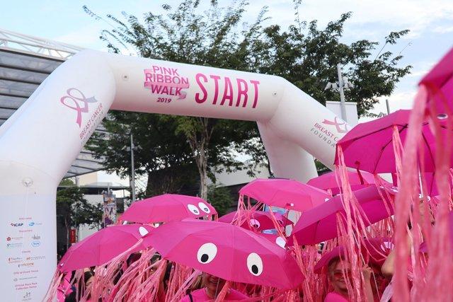 Pink Ribbon Walk 2019