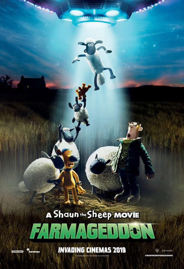 Shaun The Sheep Movie Farmageddon