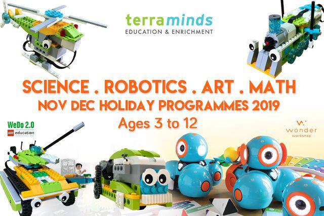 Terra Minds Nov Dec 2019 Holiday Programmes