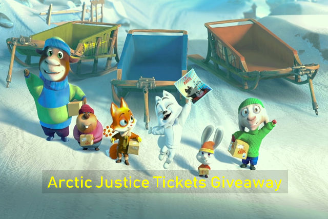 arctic justice preview tickets giveaway