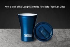 De'Longhi x STTOKE Ceramic Reusable Cups Giveaway