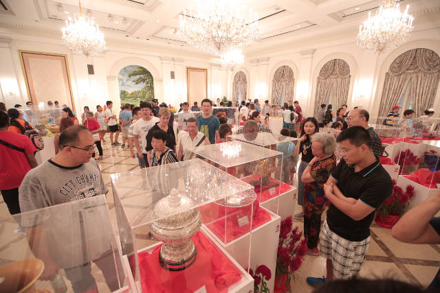 Istana Opens Its Doors To The Public For Lunar New Year