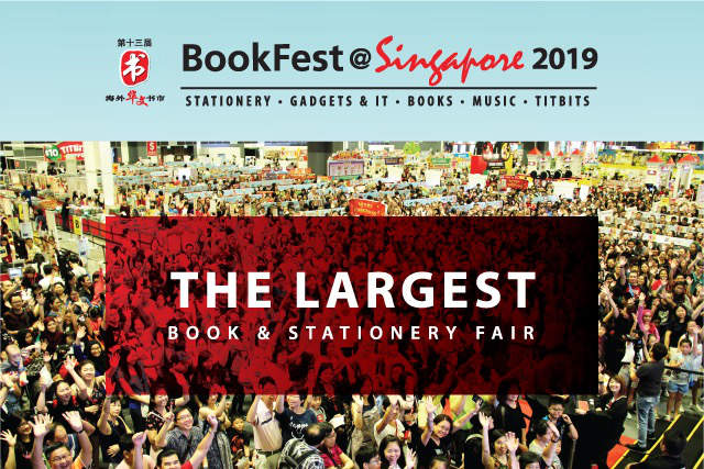 Dive into Family Fun & Kids' Activities at BookFest @Singapore 2019