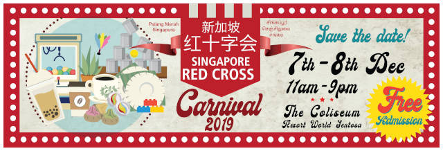 Singapore Red Cross Carnival 2019