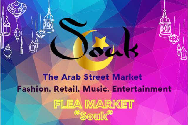 flea market souk baghdad street