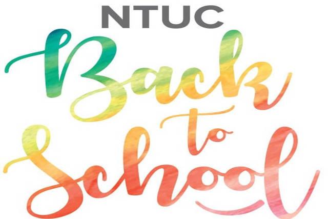 ntuc back to school fair