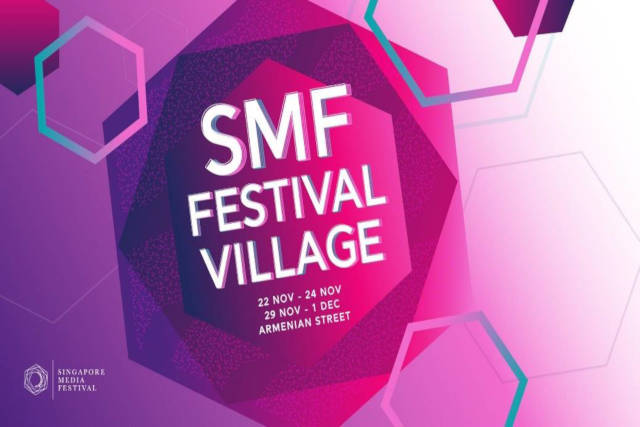 The Singapore Media Festival Presents SMF Festival Village 2019
