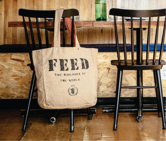 FEED Gifts that Give Back to the community