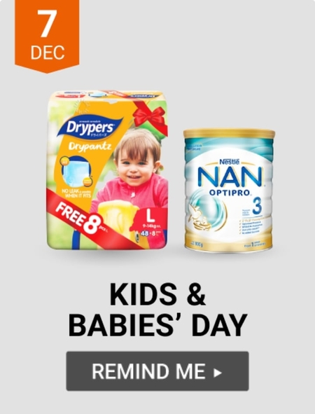 Kids and Babies Day on Shopee