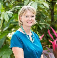 Michelle Dickinson Head of One World International School