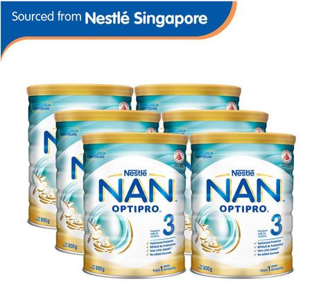 Nestle NAN OPTIPRO 3 Growing Up Milk