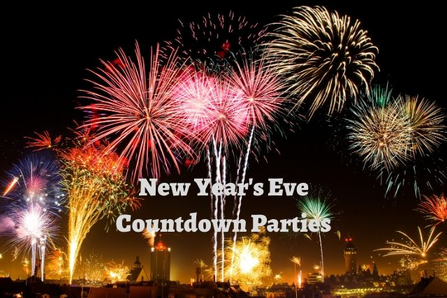 New Year's Eve Countdown Parties Singapore