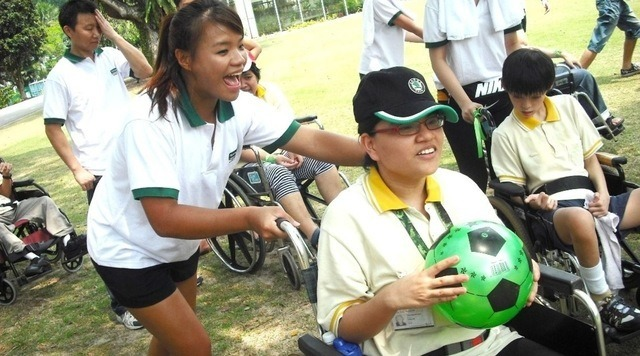 Sports Inclusion for Persons with Disabilities