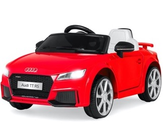 Wyeth Free Audi TT Electric Ride-On Care