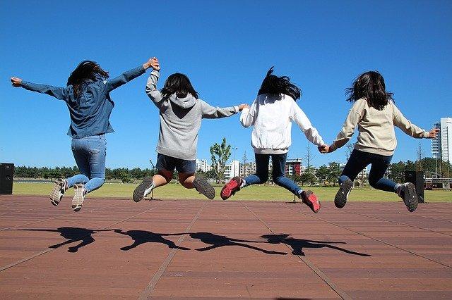 Teamwork in children