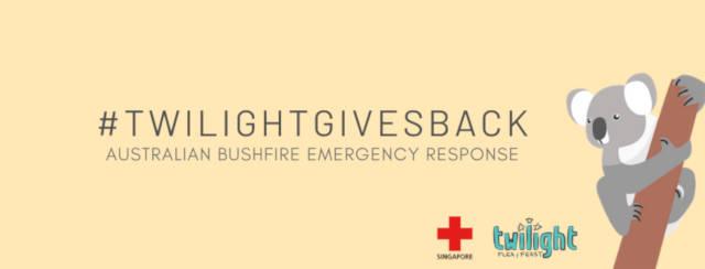 Twilight Gives Back Australian Bushfire Emergency Response