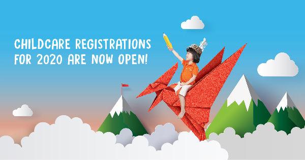 my first skool 2020 registrations