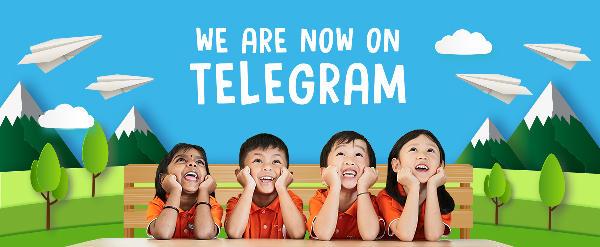 my first skool telegram