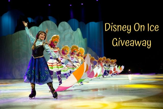 Disney On Ice Live Your Dreams Giveaway