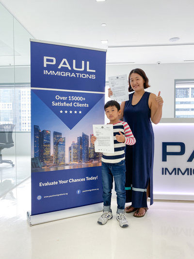 Getting Singapore PR with Paul Immigrations