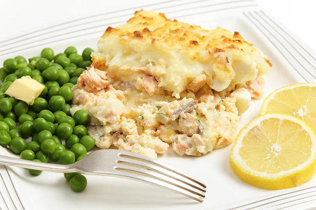 Mashed Fish Halal Baby Food