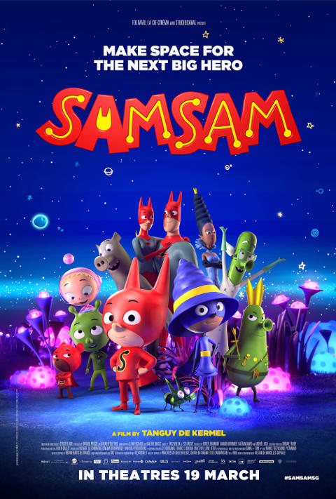 Sam Sam movie
