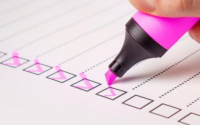 Singapore PR Application Checklist