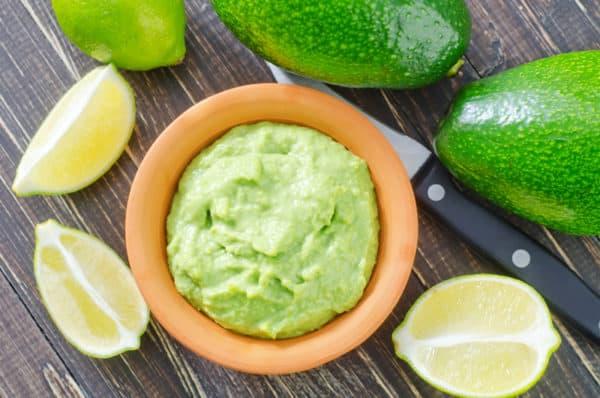 avocado puree halal baby food