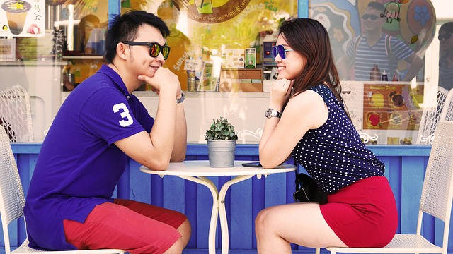 dating with wife