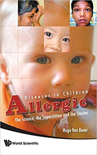 disease in children allergic book