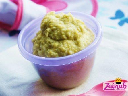 mixed veggies in coconut milk halal baby food