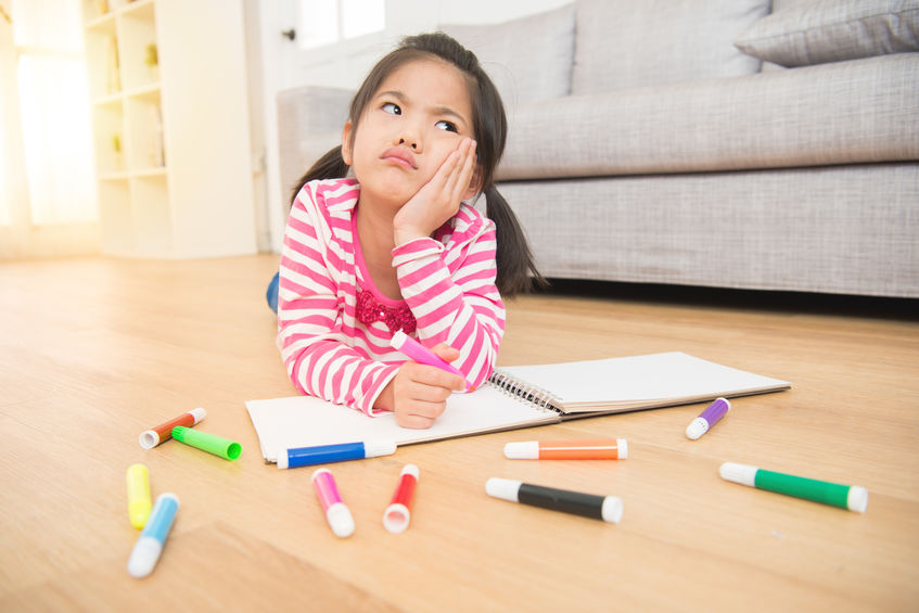 Activities to do at home with kids