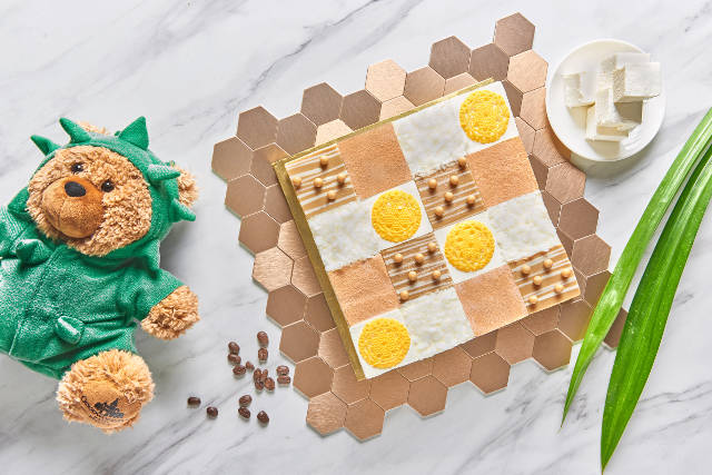 Durian Fiesta D24 Party Squares