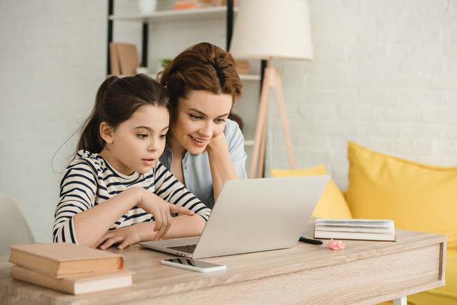 Home-Based Learning for Primary Students: A Telecommuting Parent's Survival Guide