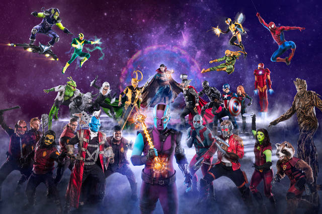 Marvel Universe LIVE in Singapore