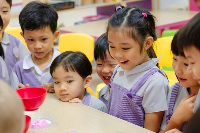 Mulberry Learning Award winning Preschool Singapore