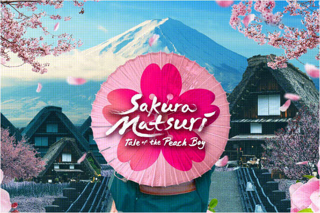 Sakura Matsuri Gardens by the Bay