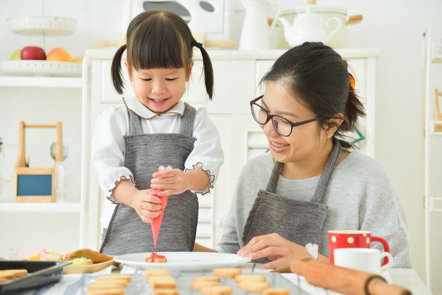 Baking with kids recipes