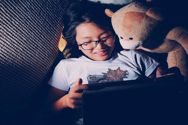 Dealing with phone addiction in children