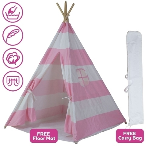 Shopee Mega Online Baby Fair Teepee Tent for Kids