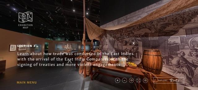 Singapore Museum Virtual Tour