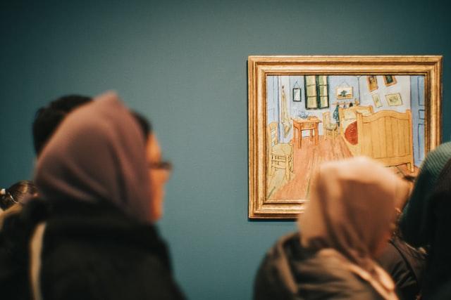 Van Gogh Museum Virtual Tour
