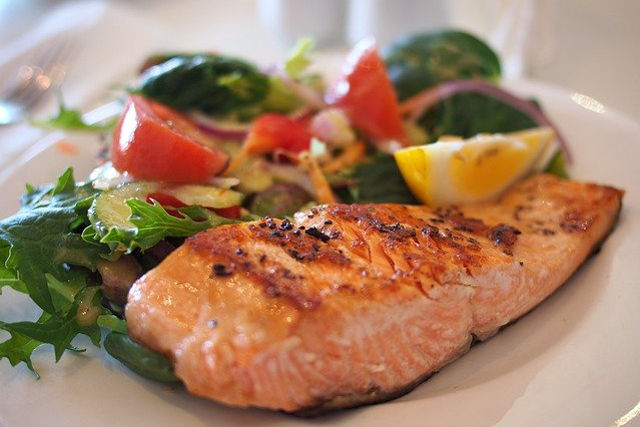 salmon omega 3 fatty acids