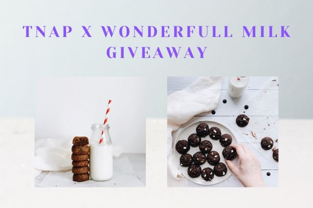 Wonderfull Milk 1-month Confinement Package Giveaway