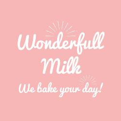 wonderfull milk logo
