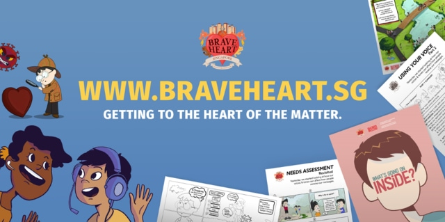 BraveheartSG Free Home Kits