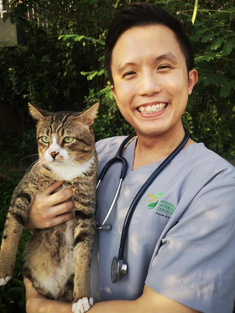 Dr Han Zi Yang NParks