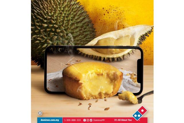 Durian lava cake recipe