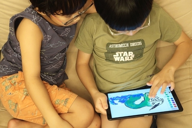 How to Turn on Kid Mode on samsung tablet